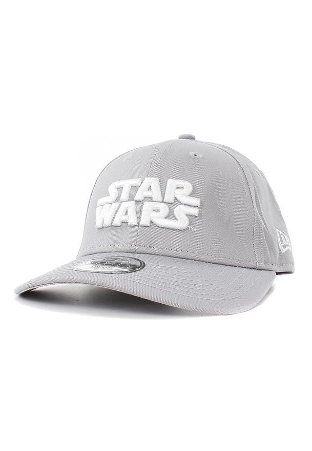 Casquette Enfant 9FORTY Star Wars Essential Star Wars gris NEW ERA   Amazon.fr  Vêtements et accessoires c016a828a81