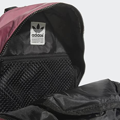 huge selection of 06b95 30917 Amazon.com adidas Originals National Compact Backpack, Dark Pink, One  Size Sports  Outdoors