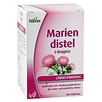 Hübner Mariendistel L-Dragées, 180 Tabletten