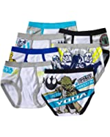 Star Wars Toddler Boys 7 Pack Underwear Briefs