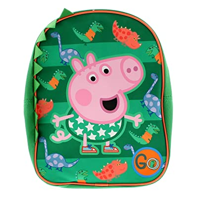 Peppa Pig George Roarsome Backpack | Kids' Backpacks