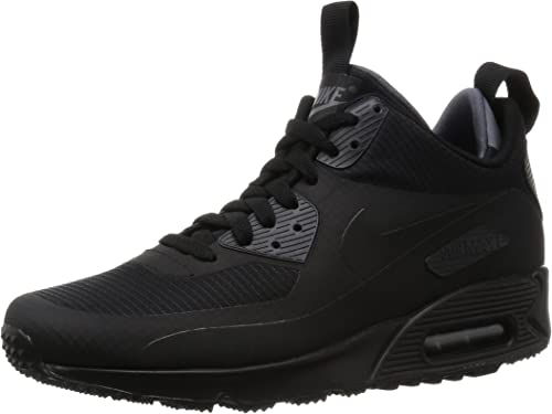 NIKE AIR MAX 90 Mid WNTR Black Sneakerboots Winterschuhe EU