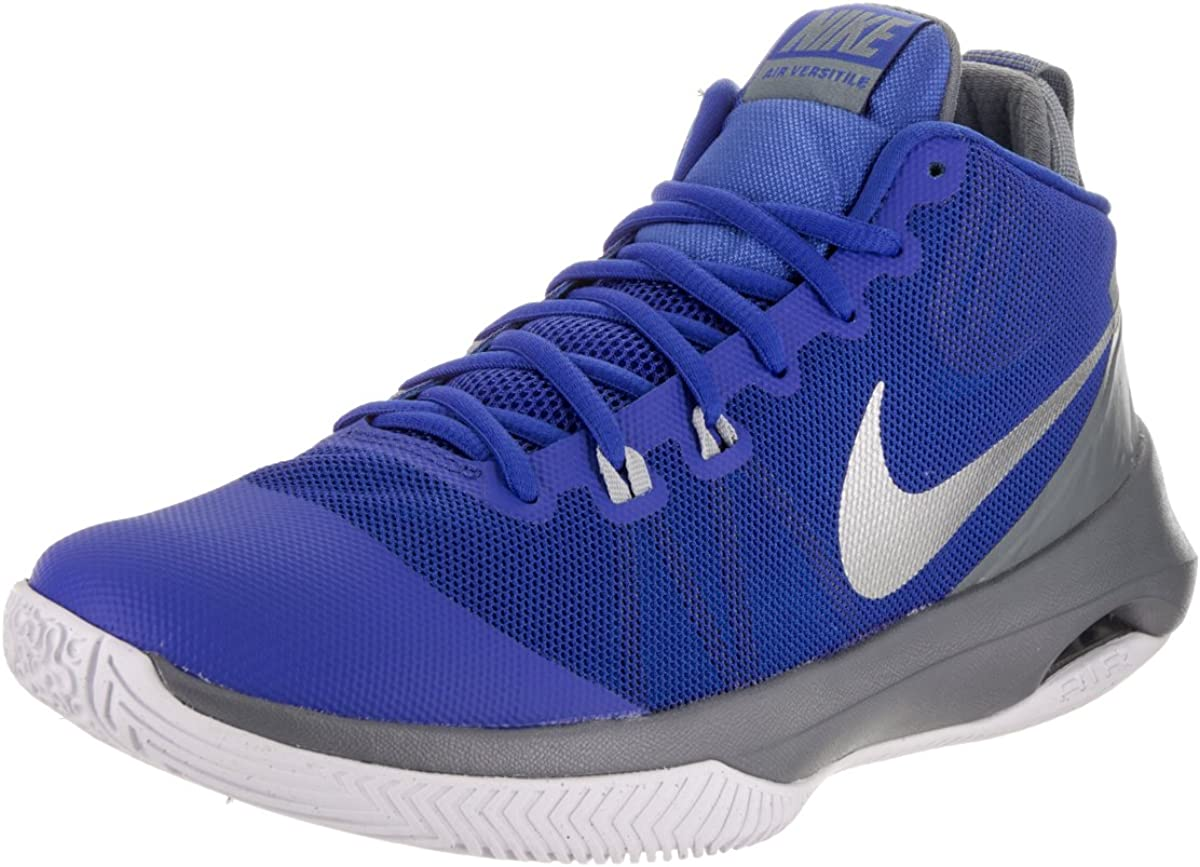 NIKE Men s Air Versitile Nubuck Basketball Shoes