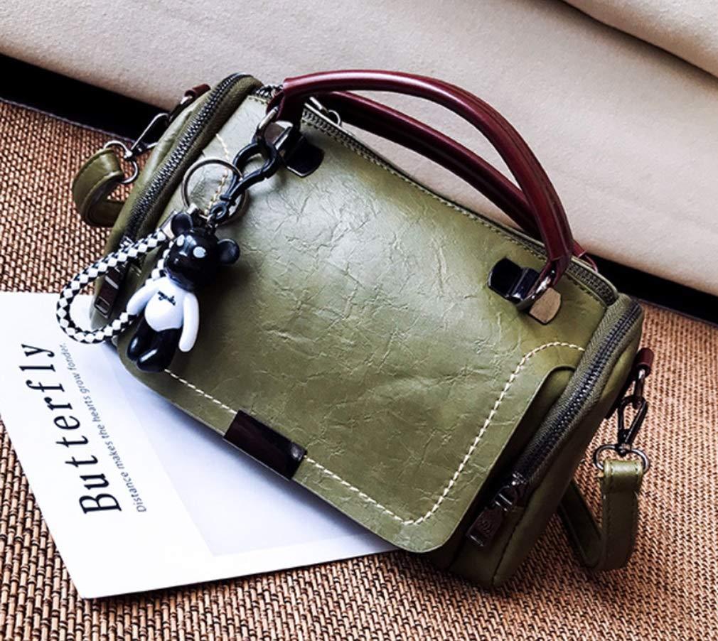 RSQJ Damen Handtasche Kissen Typ Schulter Diagonale Tasche