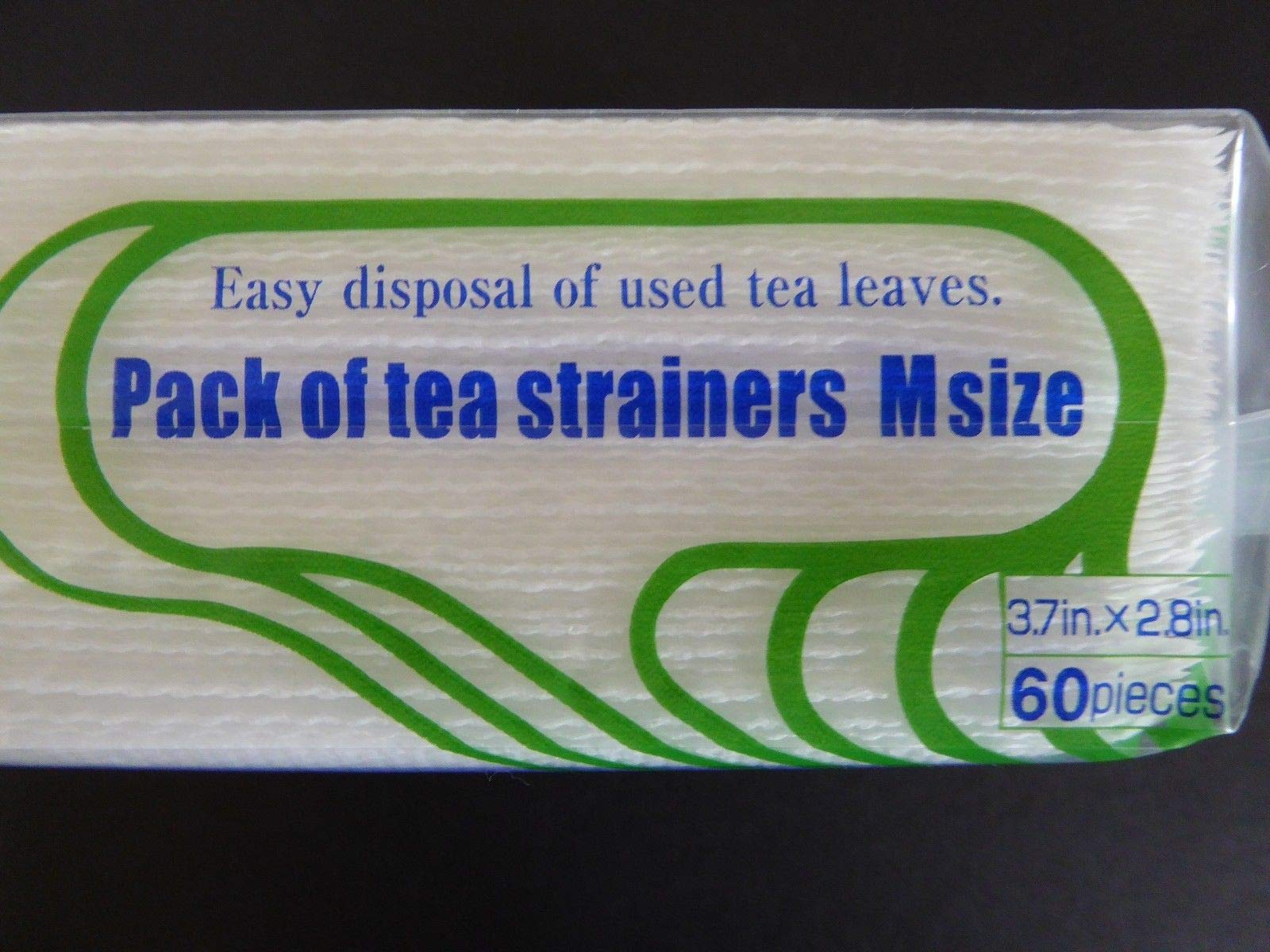 12 Packs (720 Pcs) Japanese TOKIWA Disposable Filter Bag/Tea, Coffee by Tokiwa Made Japan by YokohamaUSA