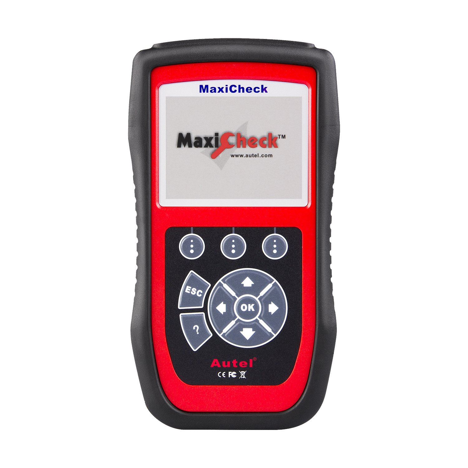 Autel MaxiCheck Pro Diagnostic Tool for ABS Brake Auto Bleed, Oil Service, ABS, SRS, BMS, DPF, EPB Service, SAS, Oil Light/Service Reset Scanner by Autel (Image #1)