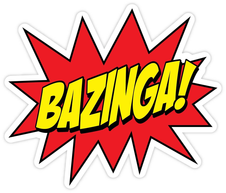 Amazon.com: BAZINGA Big Bang Theory 4\