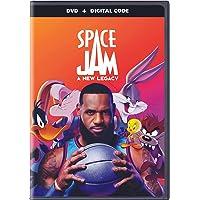 Space Jam: A New Legacy (DVD + Digital)