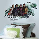 Defonia Descendants Isle Of The Lost Wall Decals Room Decor Stickers Evie Mal New