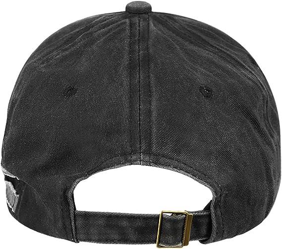Unisex Gorra de béisbol Vintage Jeans sombrero de golf sol playa ...