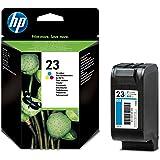 HP Cartouche Jet d'encre Originale N° 23 C1823DE 640 Pages Tri color