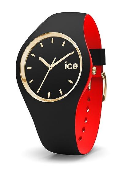 Ice-Watch Reloj Analógico para Mujer de Cuarzo con Correa en Silicona 7225: Ice-Watch: Amazon.es: Relojes