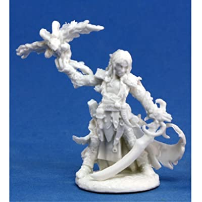 Reaper Seltyiel (1) Miniature by: Toys & Games