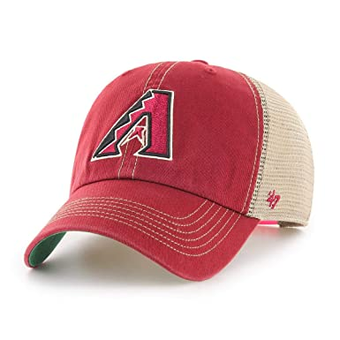 c553ea56e7537c Image Unavailable. Image not available for. Color: '47 Arizona Diamondbacks  Trawler Clean Up Adjustable Hat Cap ...