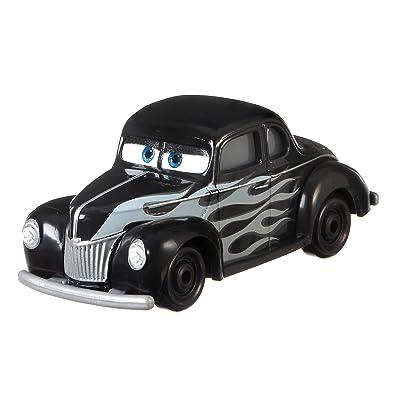 Disney/Pixar Cars Hot Rod Junior Moon: Toys & Games