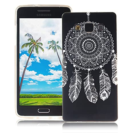 XiaoXiMi Funda Samsung Galaxy A3 2015 SM-A300F Carcasa de Silicona Caucho Gel para Samsung Galaxy A3 2015 SM-A300F Soft TPU Silicone Case Cover Funda ...