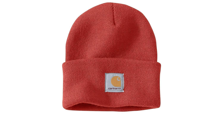 Carhartt Wintermütze/Beanie für Sie und Ihn, OFA, 100% Polyacryl, elastisch 100%Polyacryl