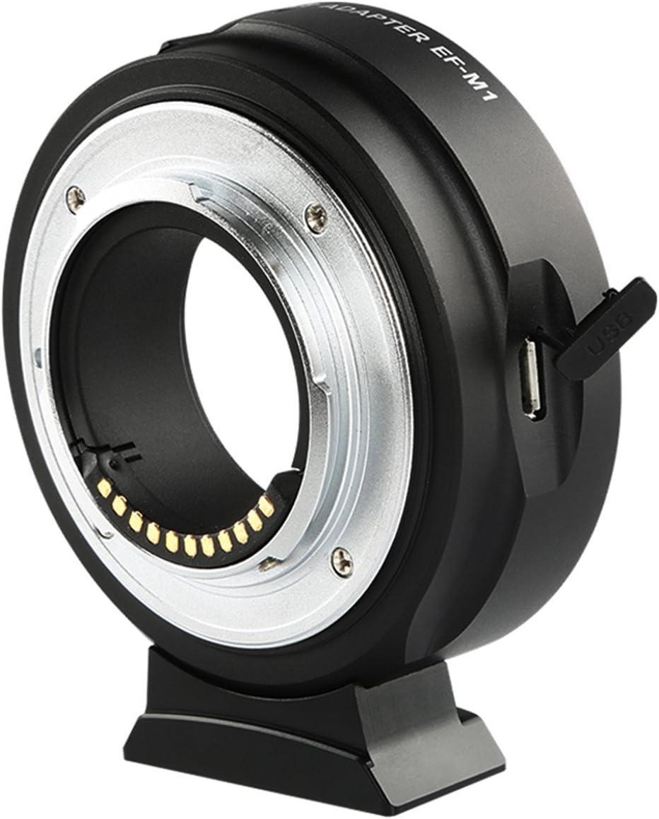 VILTROX EF-FX1 Autofokus Objektiv Mount Adapter f/ür Canon EF EF-S Objektiv auf Fujiflm X-Mount Mirrorless Kamera