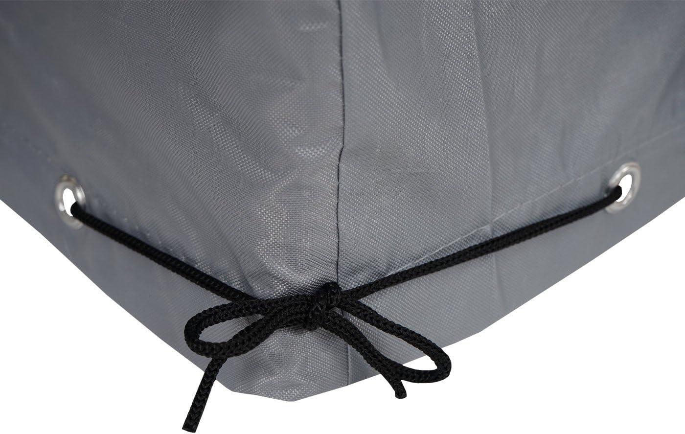 Telo di copertura mobili da giardino in poliestere 180x120x75cm
