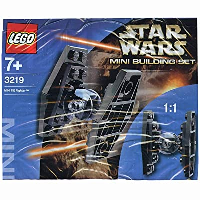 Star Wars LEGO Mini Builing Set 3219 - TIE Fighter: Toys & Games