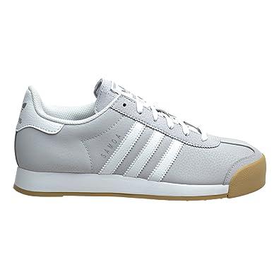 Zapatos de mujer adidas Samoa luz Solid GRIS / White