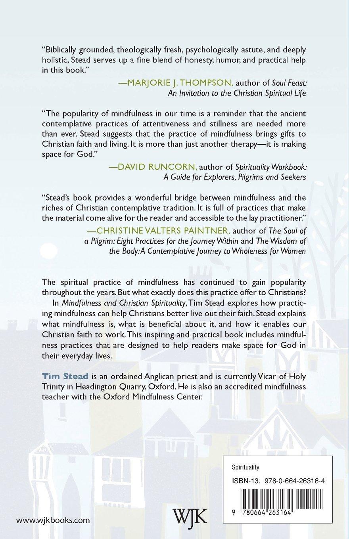 Workbooks spiritual gifts workbook : Mindfulness and Christian Spirituality: Making Space for God: Tim ...