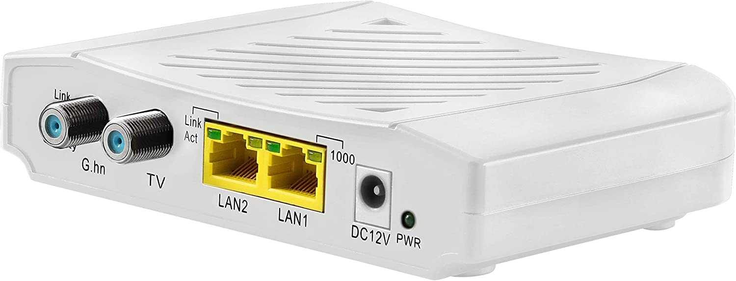 Axing Eoc 1 32 Ethernet Over Coax Modem Adapter Network Computers Accessories