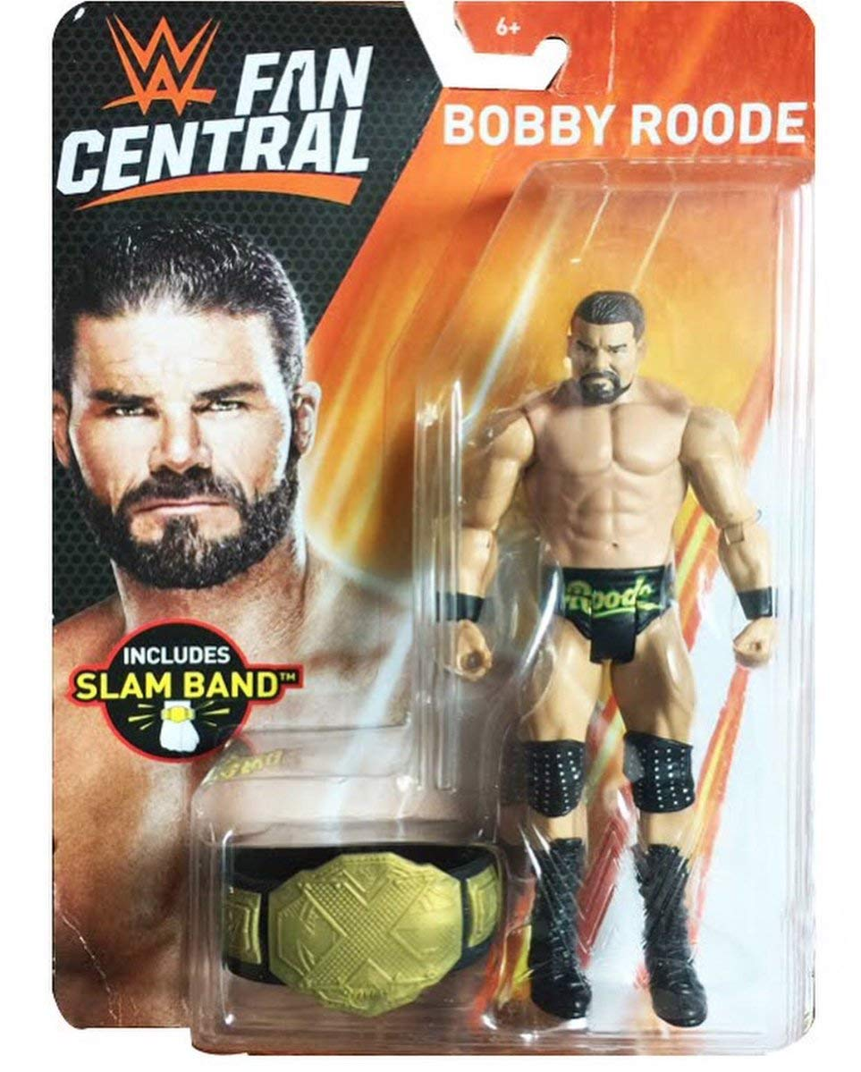 Amazon com: WWE Figure - Dean Ambrose Figure - Includes Slam Band