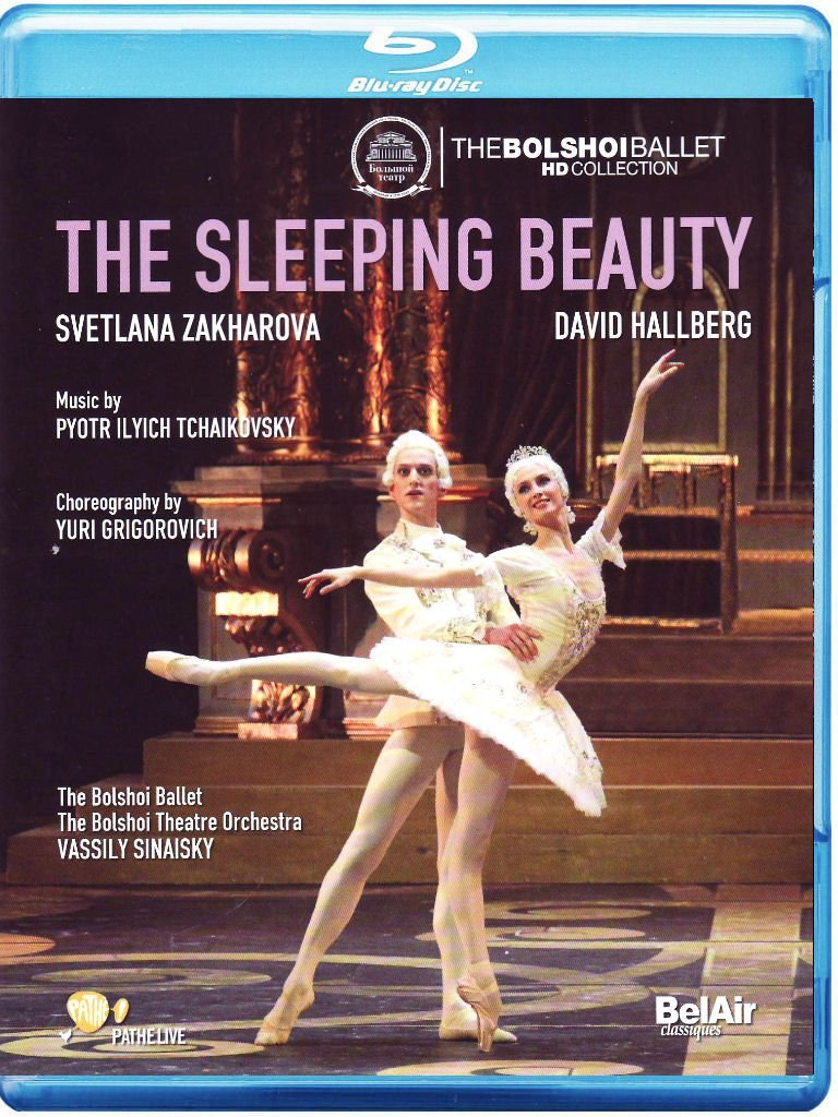 Vassily Sinaisky - Sleeping Beauty (Blu-ray)