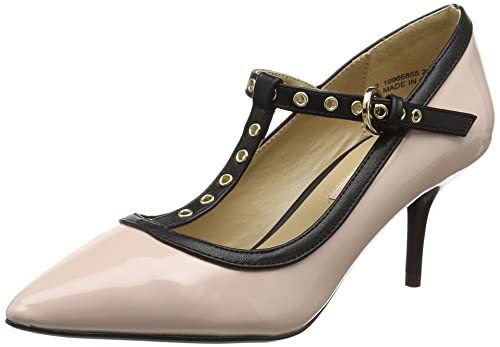 Womens Derry Eyelet Court Closed-Toe Heels Dorothy Perkins L6VCz