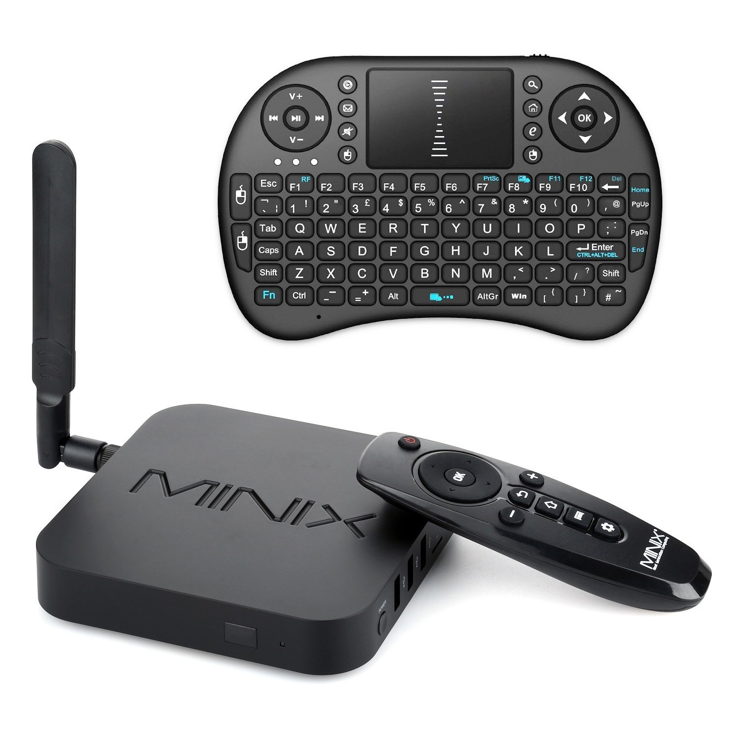 Minix Neo U1 Android 5.1 Lollipop Smart TV Box