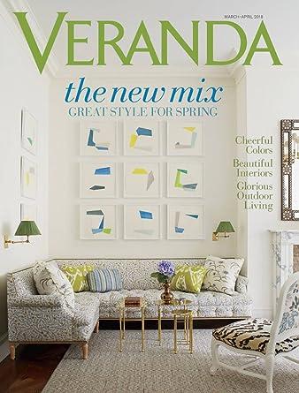 veranda amazoncom magazines - Interior Design Mags