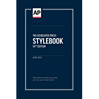 Image for AP Stylebook: 55th Edition