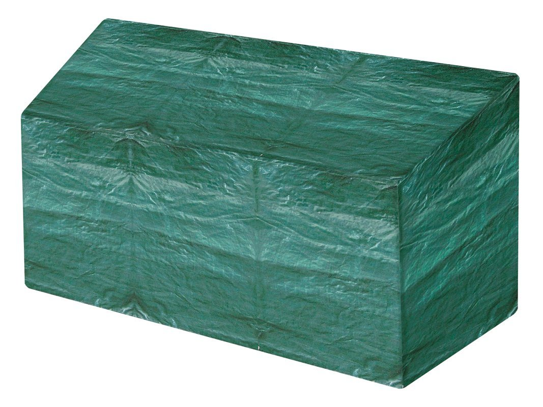 Companion Seat Cover Garden Furniture Polyethylene Green Garland