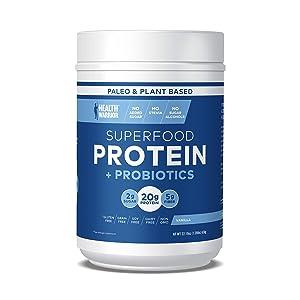 HEALTH WARRIOR Superfood Protein Powder