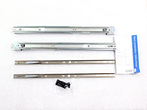 Dell C597M R210 R310 R410 R415 2/4 Post 1U Static Rackmount Rack - 0C597M