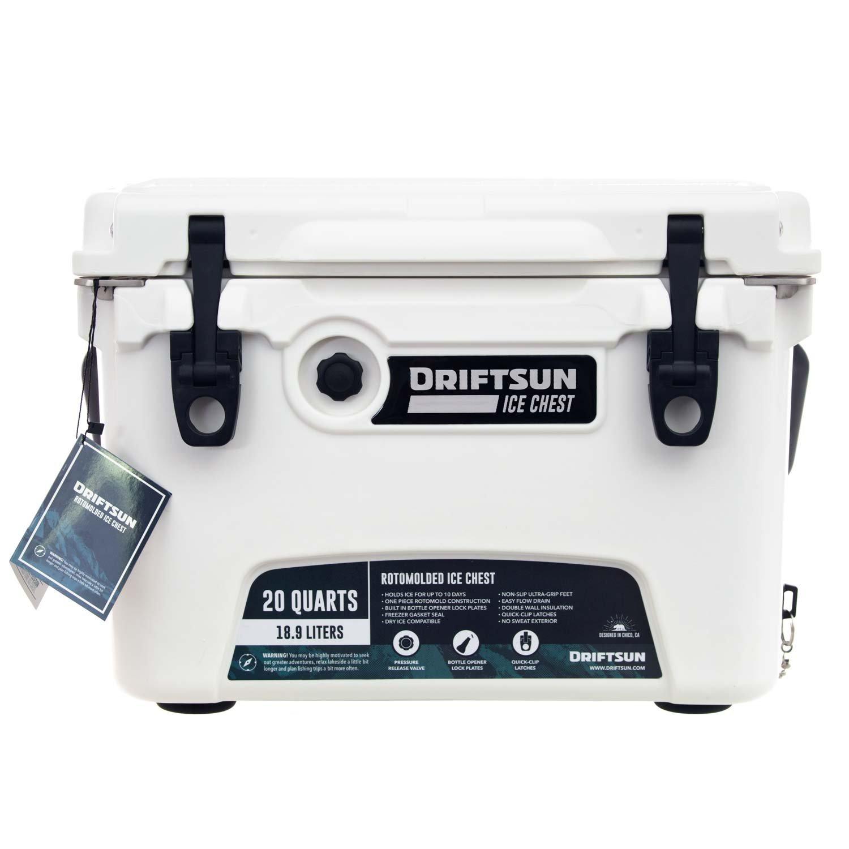 driftsun 20 Quart hielo enfriador de pecho/resistente/alto ...
