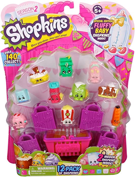 Updated 2021 – Top 10 Shopkins Food Fair And Fashion Spree