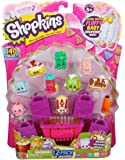 Shopkins Season 2 Mini Packs Toys | Pack of 12 that Help to Enhance Shopping Imagination for Kid Above 3 | Complete Ultimate Collection | Different Cutest Characters May Vary in Every Pack