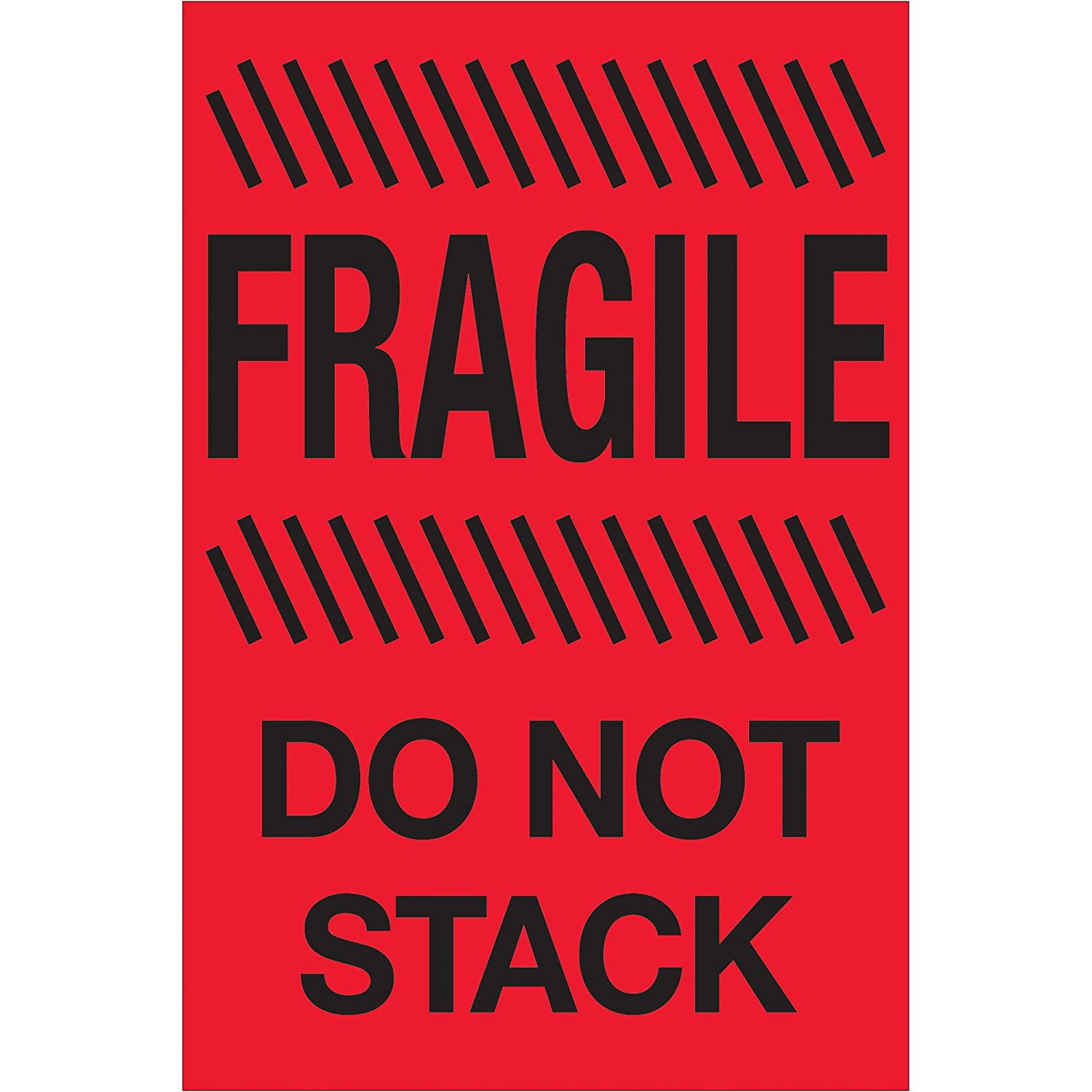"""/""""Tape Logic Labels 4/""""/"""" x 4/""""/"""" 500//Roll/"""" /""""/""""Do Not Stack/""""/"""""""