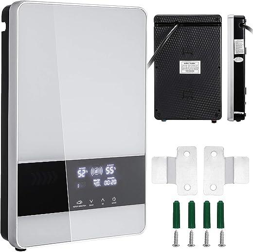 VEVOR 380V Elektrische Warmwasserbereiter 21kw Durchlauferhitzer Elektrischer für Küche Bad