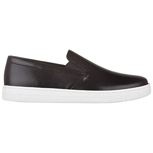 8a1abf9f30 Amazon.com | Prada Men Slip on Shoes Nero 7 US | Shoes