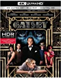 Great Gatsby, The (4k Ultra HD BD) [Blu-ray]