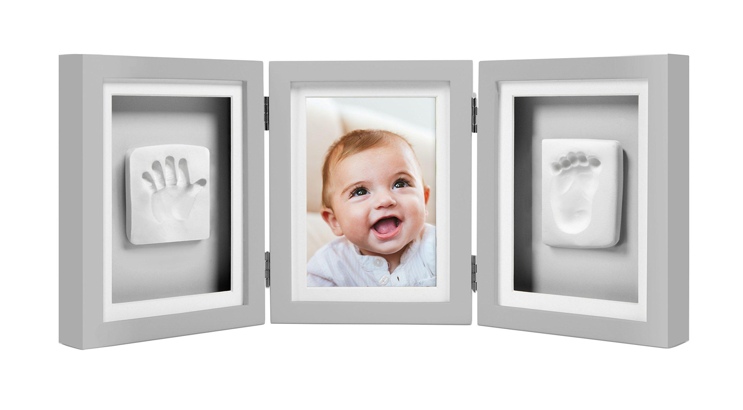 Amazon Com Pearhead Babyprints Newborn Baby Handprint