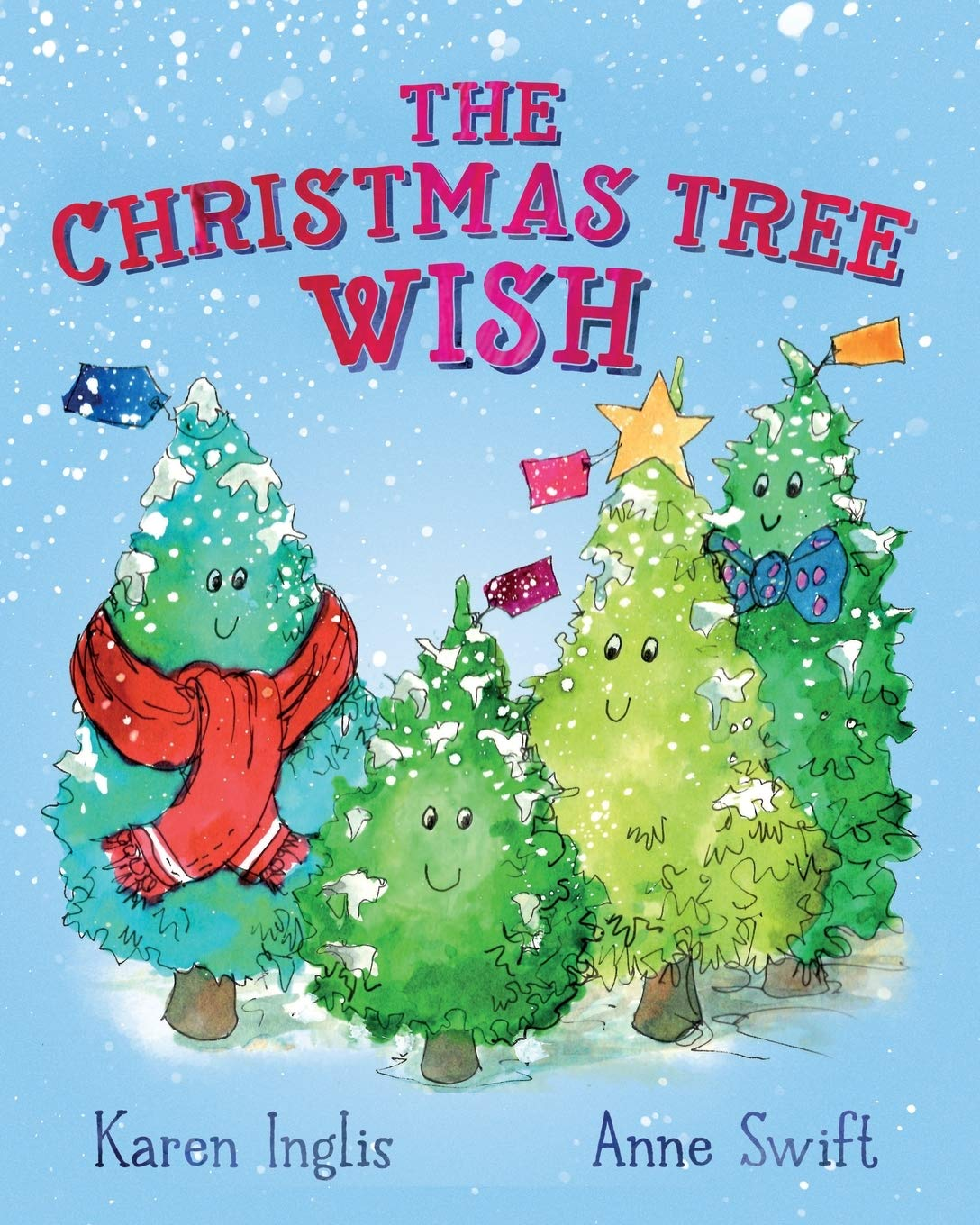 The Three Wishes from the Magical Love Bears: A Heart-warming Christmas Story of Kindness