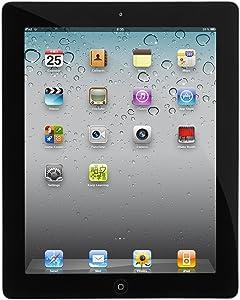 Apple iPad 2 MC770LL/A Tablet (32GB, Wifi, Black) 2nd Generation (Certified Refurbished)