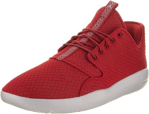 Jordan Nike Mens Eclipse Red Fabric