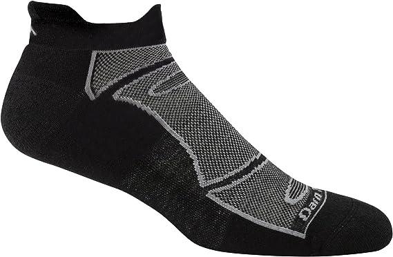 SmartWool Herren PhD Run Ultra Leicht Micro Sneaker Socken Sportsocken Schwarz