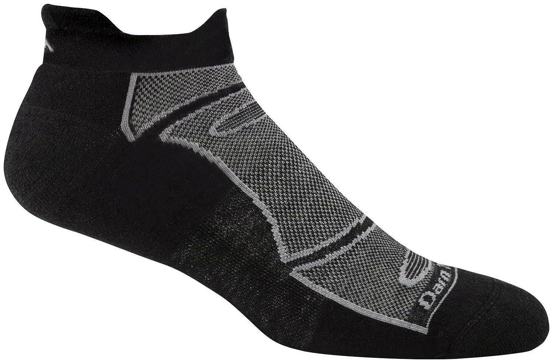 Darn Tough Men's Merino Wool No-Show Light Cushion Athletic Socks
