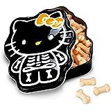 Hello Kitty Candy Tin Sour Orange Skelly Bones